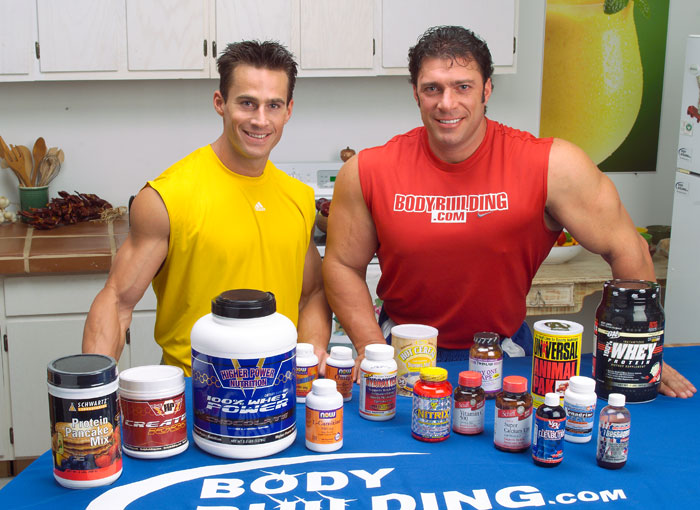 Supplements: Mandatory! Sleeves? Not so much.