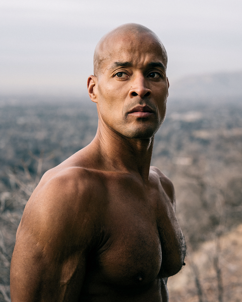 David Goggins, author of Can't Hurt Me